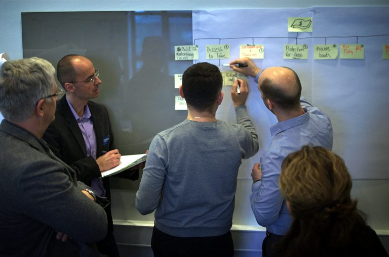 Agile project management. plan a projects