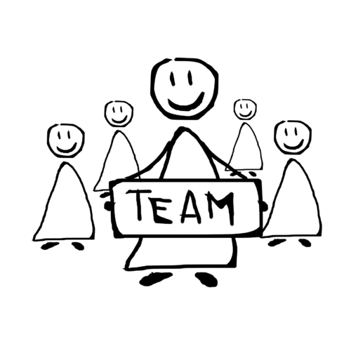 Fysisk tilstedeværelse i et team